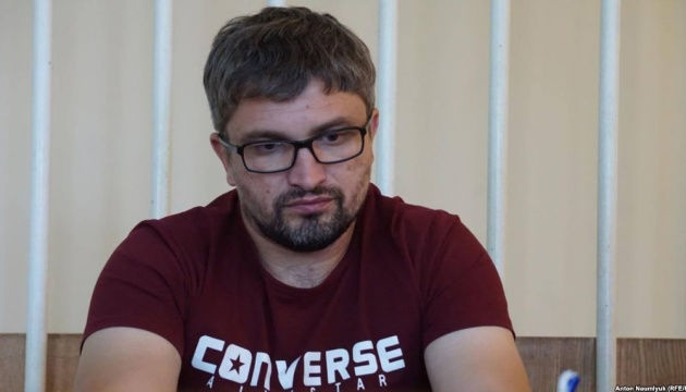 Крымского блогера Мемедеминова перевели в спецблок
