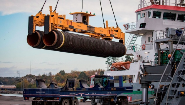 Ukraine in OSCE PA urges to prevent construction of hybrid Nord Stream 2 pipeline
