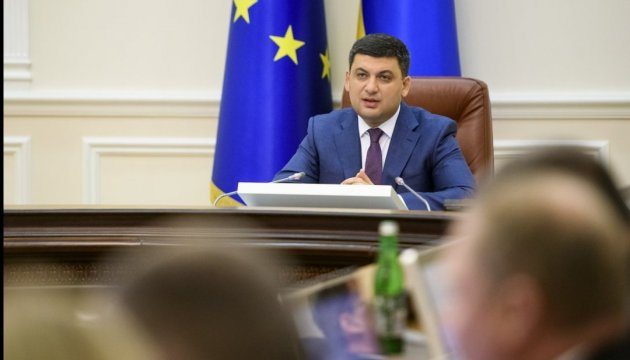 UN peacekeeping mission should be deployed throughout conflict zone – Groysman