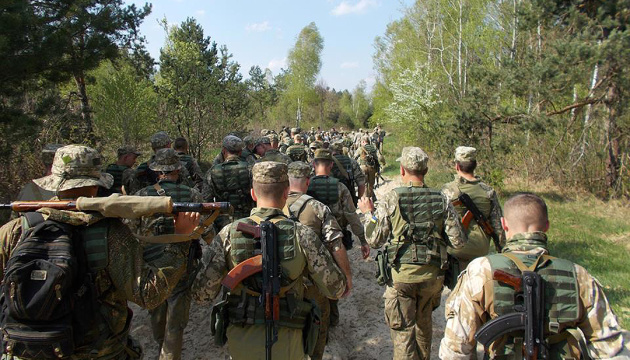 General Staff: Foreign instructors have trained thousands of Ukrainian soldiers