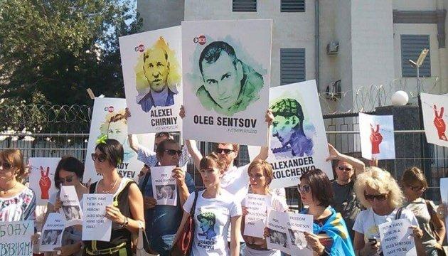 У світі запускають глобальну акцію на підтримку Сенцова