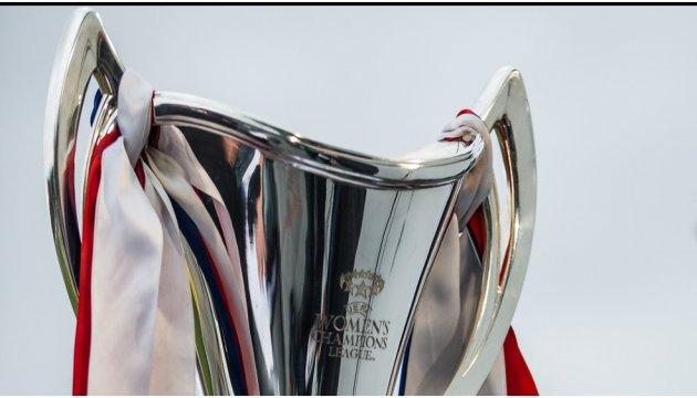 Киев сегодня принимает финал женской Лиги чемпионов УЕФА