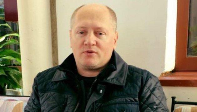 Le journaliste ukrainien Sharoiko condamné à huit ans de prison