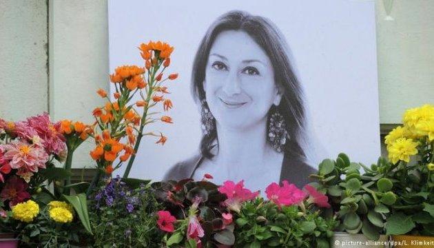 Одного з підозрюваних у вбивстві журналістки на Мальті помилували в обмін на свідчення