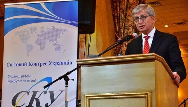 Чолій високо оцінив 25-річну роботу української громади в Киргизстані