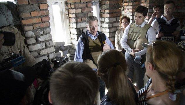 На Донбассе идет война, худшая со времен войны на Балканах – Волкер