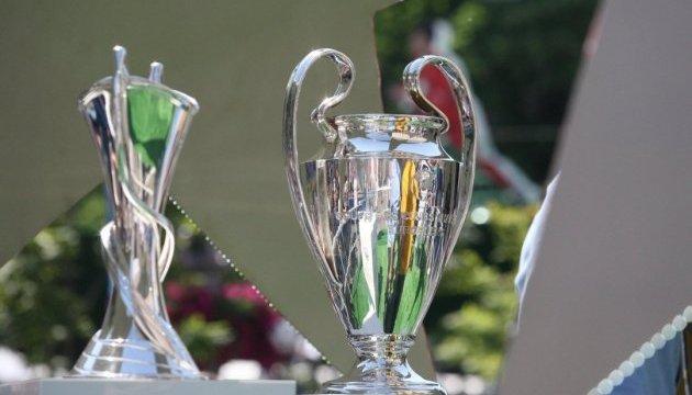 Фан-зона Лиги чемпионов на Крещатике: как защищать, чем развлекать...