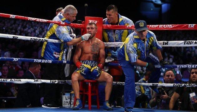 Украинский боксер Василий Ломаченко не будет драться 25 августа