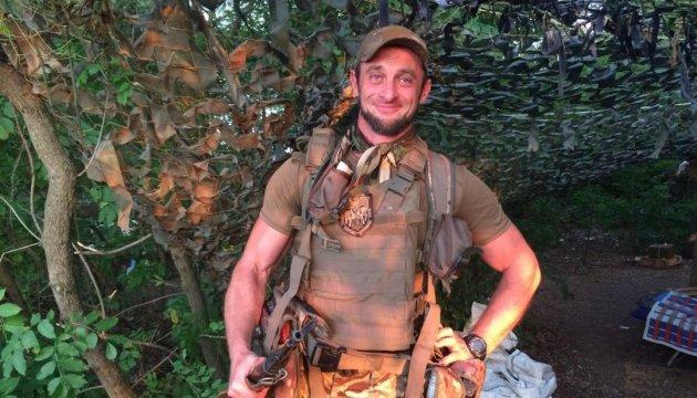 Под Горловкой за Украину воюет экс-охранник