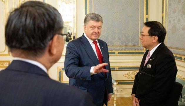 Президент поговорил с японским бизнесом о ядерной безопасности и энергосбережении