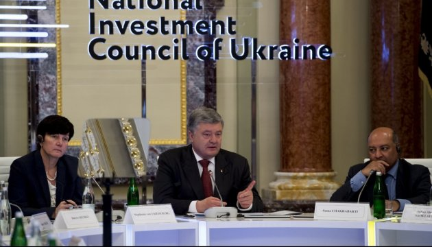 Poroshenko supports lifting of moratorium on farmland sale