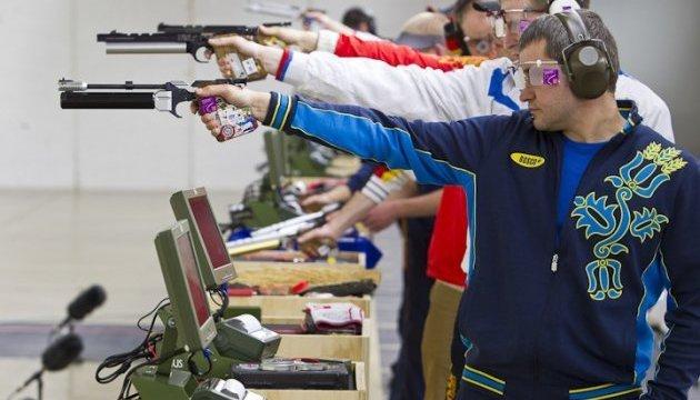 Украинец Омельчук побил рекорд мира в стрельбе из пневматического пистолета