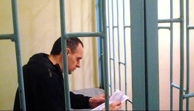 L'Académie européenne du cinéma appelle à libérer Oleg Sentsov