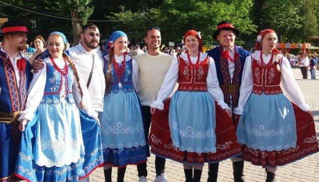 В Трускавце начался Фестиваль польской культуры