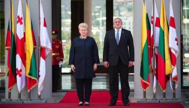 В Грузии переименовали Литву
