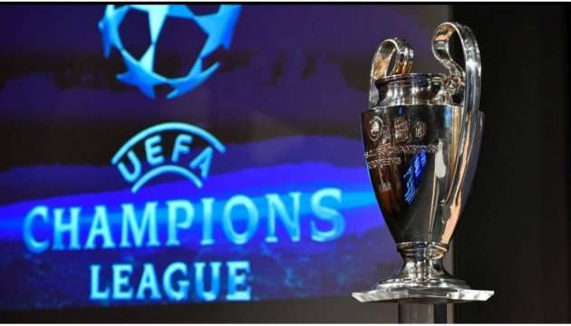 UEFA Champions League final held in Kyiv today