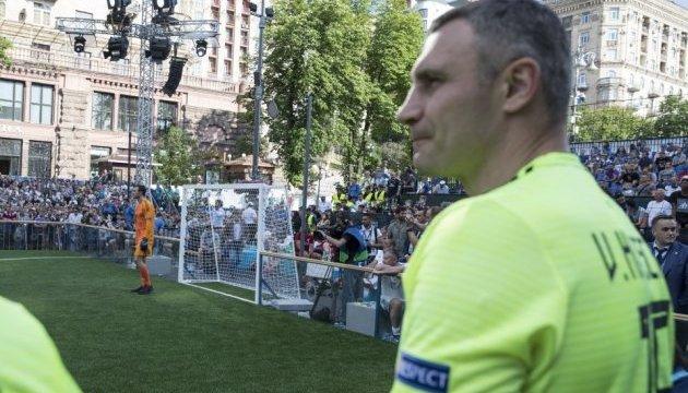 Виталий Кличко считает, что в основное время «Реал» и «Ливерпуль» сыграют вничью