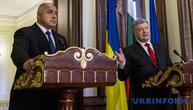 Украина договорилась с Болгарией построить дорогу между Одессой и Варной