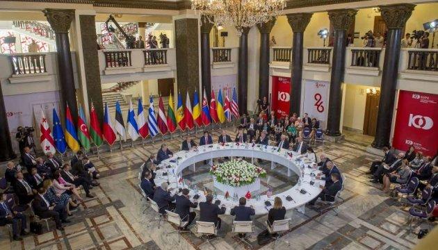 Вступление в НАТО и в ЕС - ключевые приоритеты для Украины и Грузии - Парубий