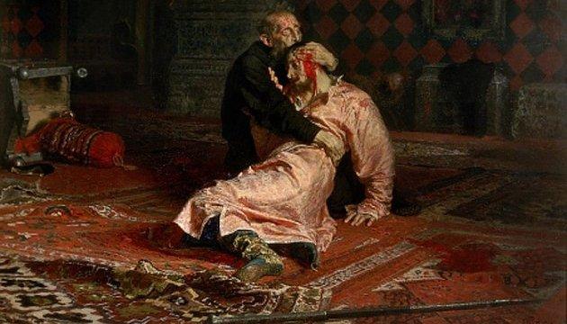 В Третьяковской галерее посетитель повредил картину Репина