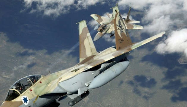 Ізраїль завдав авіаудару по території Сирії