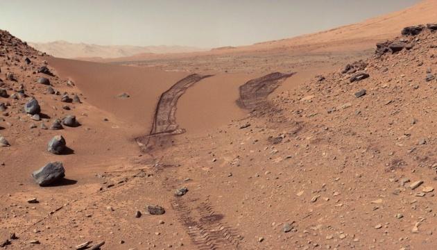 NASA опублікувало запис марсіанського вітру
