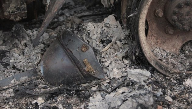 東部前線にて敵攻撃受けウクライナ軍人1名死亡