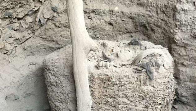 У Перу знайшли 1000-літній