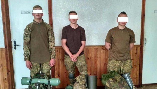 В зону ЧАЭС пытались пробраться трое винницких