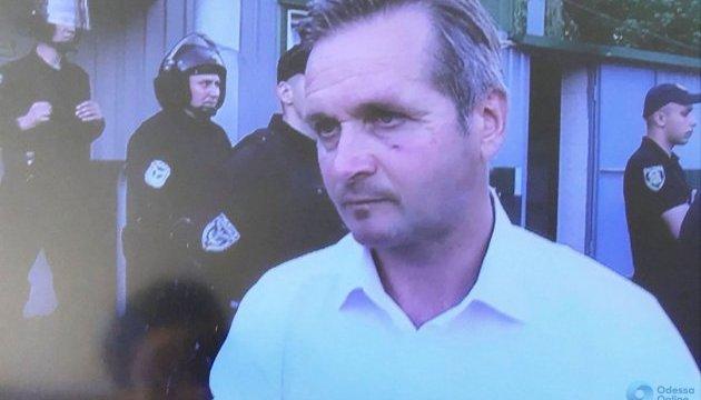 Болельщики «Черноморца» избили тренера после вылета команды из УПЛ