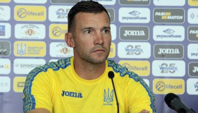 Andriy Shevchenko confirma que Raúl Riancho se va de la selección de Ucrania