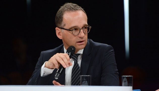 German foreign minister paying working visit to Ukraine