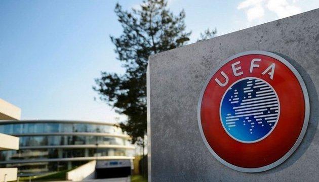 Футбол: Україна зберегла 8-е місце в клубному рейтингу асоціацій УЄФА