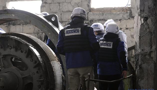 Оккупанты не пускают ОБСЕ в четыре населенных пункта