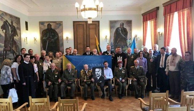 У Литві відзначили 80-річчя від дня загибелі Євгена Коновальця