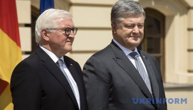 Nord Stream 2: Steinmeier sees Ukraine's concern about gas transit as groundless