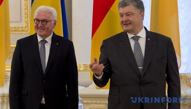 Interest of German business in Ukraine significantly increased – Steinmeier
