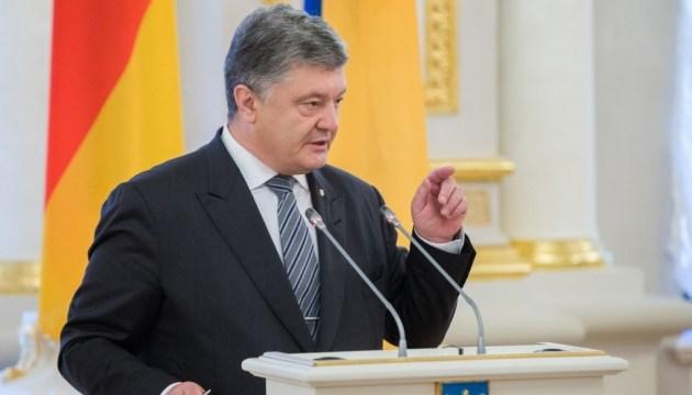 Порошенко залучає Червоний Хрест до захисту прав політв'язнів Кремля