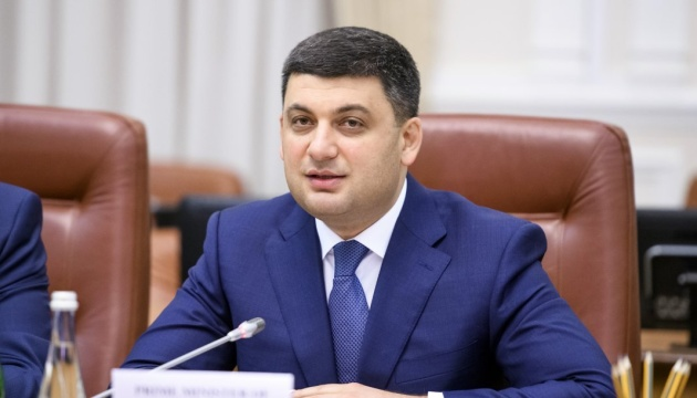 Groysman thanks Lithuania for supporting Ukraine in EU and NATO