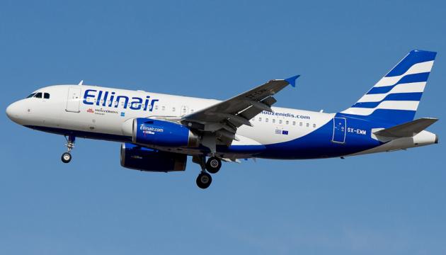 Ellinair начала летать из Львова в Салоники