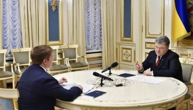 L'Ukraine a commencé à facturer les 2,6 milliards de dollars de dette de Gazprom en Europe