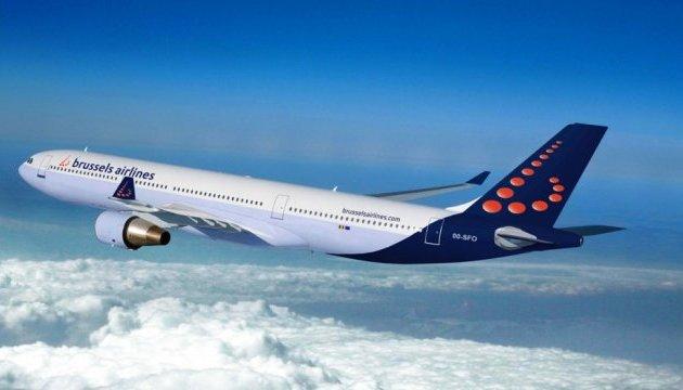 Бельгийская авиакомпания откроет прямой рейс Киев – Брюссель