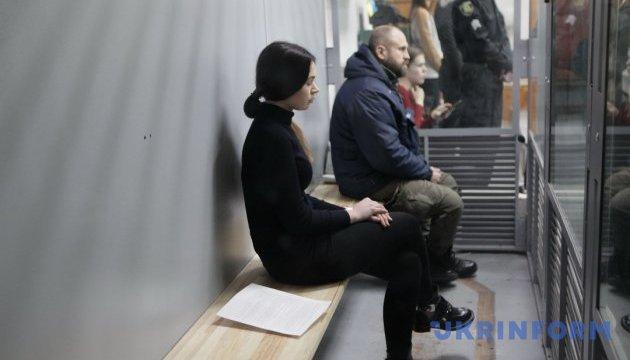 ДТП у Харкові: автоекспертизу визнали належним доказом проти Зайцевої