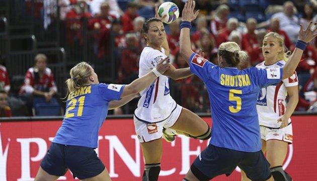 Збірна України програла норвежкам у відборі на гандбольне Євро-2018