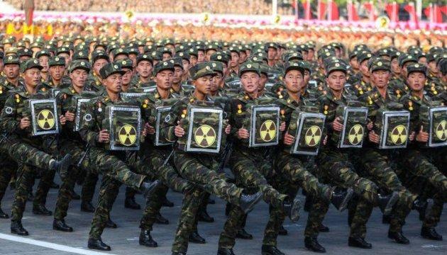 В ООН вважають, що КНДР розробила мініатюрні ядерні пристрої