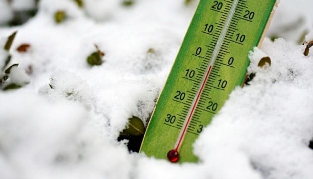 Météo: le froid arrive en Ukraine, le risque d'avalanches persiste dans les Carpates
