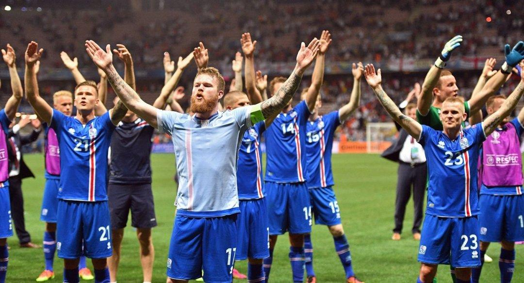 Футболісти збірної Ісландії на Євро-2016