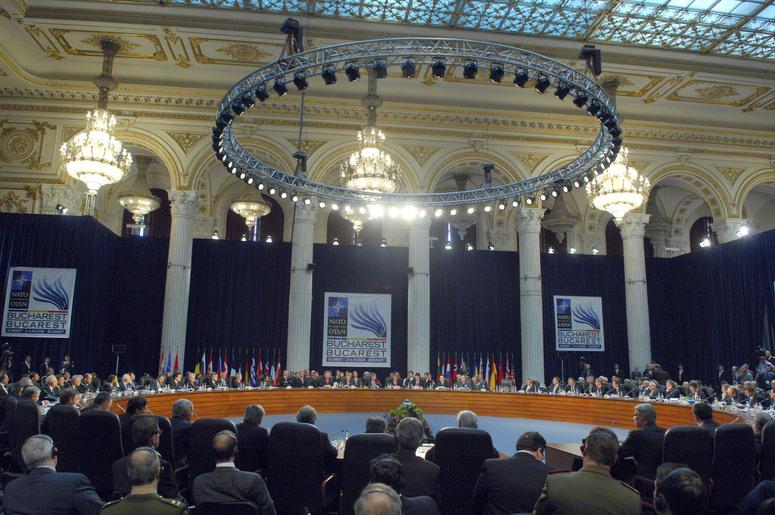 Саміт НАТО в Бухаресті, 2008 рік