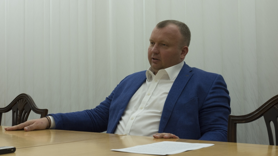 Гендиректор ДК «Укроборнпром» Павло Букін: «Ми плануємо укладати договори із заміщення продукції РФ. Є ринки, де Росія мала велику перевагу, але через санкції робота з нею ускладнена. І ці процеси грають нам на руку»