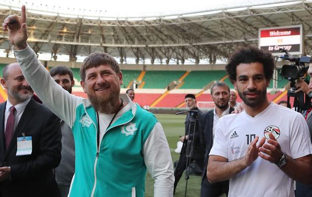 Кадыров, Салах